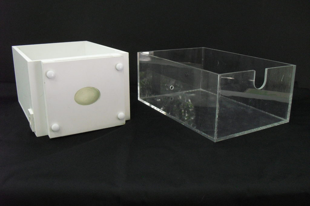 box for water
